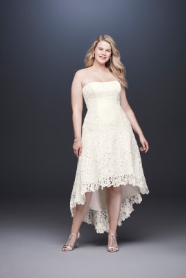 David's Bridal Spring 2019-Galina-lace-wedding-dress