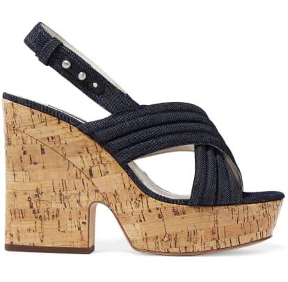 alice-and-olivia-denim-cork-platform-sandals