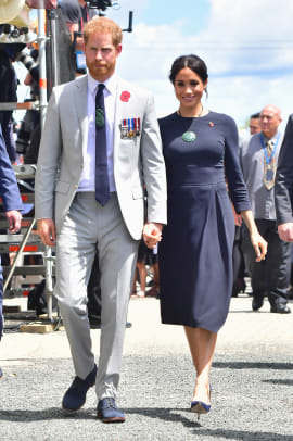 meghan markle stella mccartney new zealand