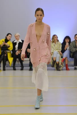 7 Designers To Know From Mercedes Benz Fashion Week Tbilisi S Spring 2019 Season Fashionista