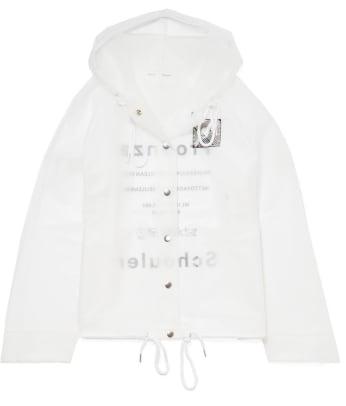 proenza schouler rain coat
