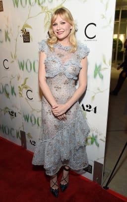 1Kristen Dunst in Forevermark Diamonds at the Premiere of Woodshock