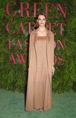 Max Mara x green carpet fashion awards - Cara Taylor - 1_GettyImages