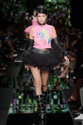Moschino tulle