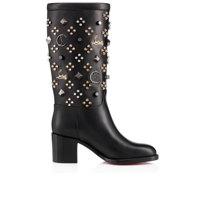 christian louboutin signature boot
