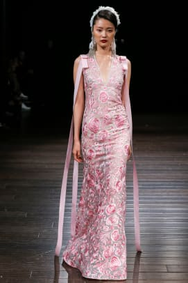 naeem-khan-pink-wedding-dress-fall-2018-bridal
