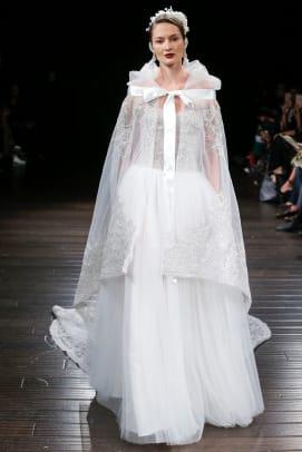 naeem-khan-cape-wedding-dress-bridal-fall-2018