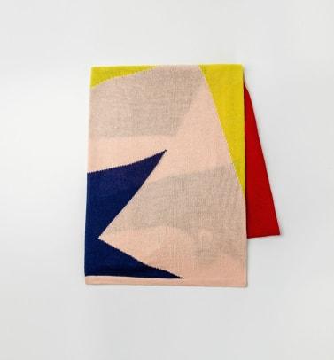 fashionkind handknit ethical scarf