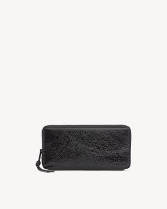 Zip Around Wallet in Vader
