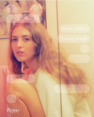 petra collins coming of age cover