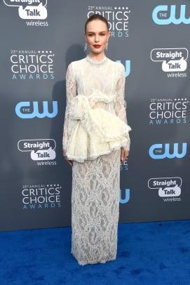 kate bosworth critics choice 2018