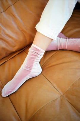 lisa says gah socks