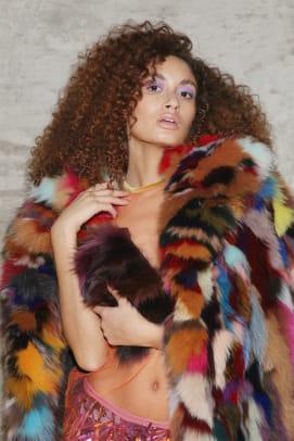 adrienne-landau-natural-hair-nyfw