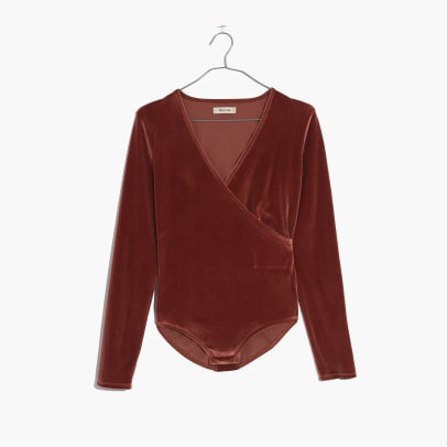 velvet-wrap-bodysuit