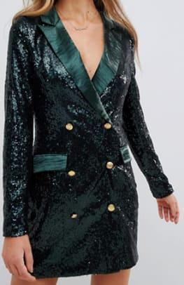 Missguided-Tuxedo-Dress