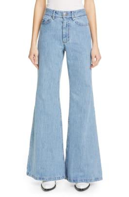 matthew adams dolan bell bottom jeans