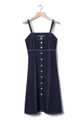 kowtow-denim-dress