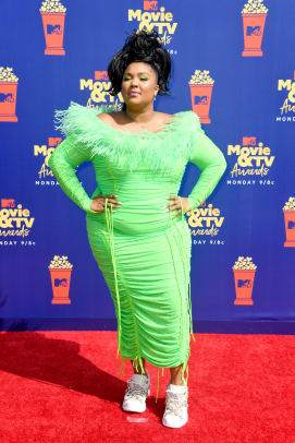 See The Best Red Carpet Looks From The 2019 Mtv Movie Amp Tv
