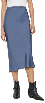 anine-bing-bar-silk-midi-skirt