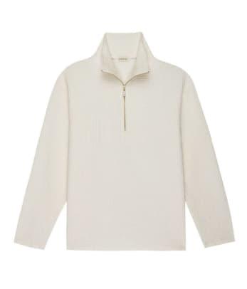 donni pullover white