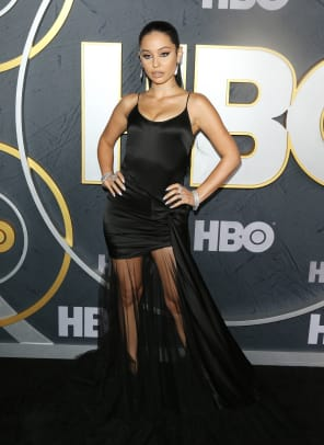 Alexa Demi at the HBO Post Emmys Reception by Michael Tran:FilmMagic