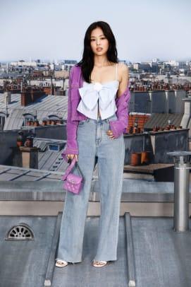 Jenny Kim Chanel Best Dressed PFW