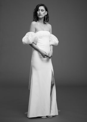 Rime_Arodaky-bridal-fall-2020-wedding-dress-puff-off-shoulder-sleeve-Ben_Simpson