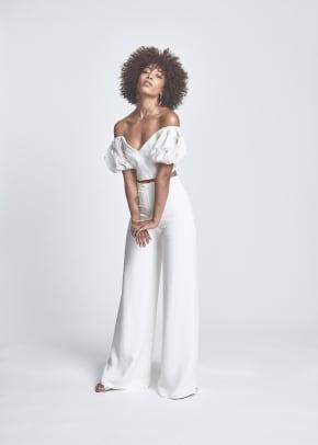 Alexandra-Grecco-bridal-fall-2020-wedding-top-pants