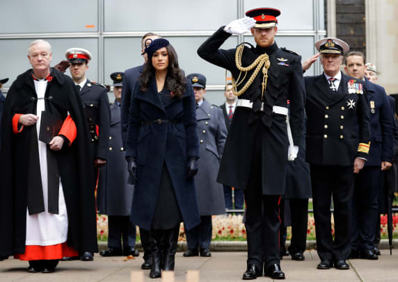 meghan-markle-philip-treacy-navy