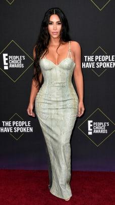kim kardashian people's choice awards