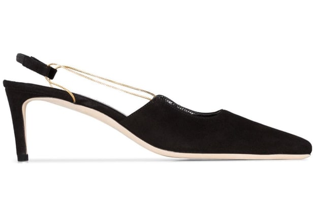 by far slingback pumps