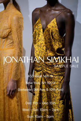 eclipse jonathan simkhai Flyer - Option 3