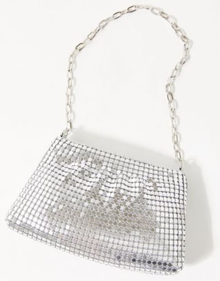 carrie chainmailhandbag