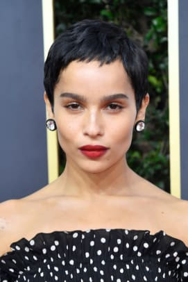 zoe-kravitz-golden-globes-best-hair-makeup-2020