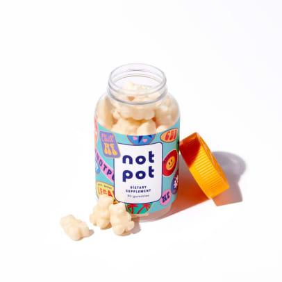 not-pot-gummies