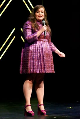aidy bryant glamour 2018 women of the year