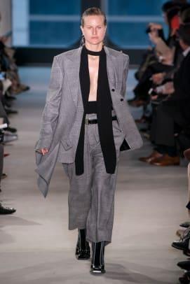 slouchy suiting trend nyfw fall 2019 proenza schouler 1