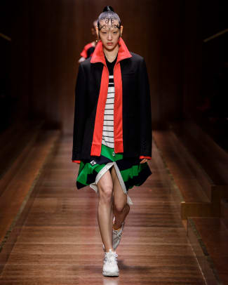 Burberry Autumn_Winter 2019 Collection - Look 2