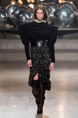 isabel marant fall 2019 collection review53
