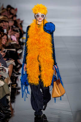 statement hats paris fashion week fall 2019 trend-9