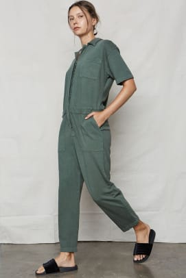 back beat rags ethical boilersuit