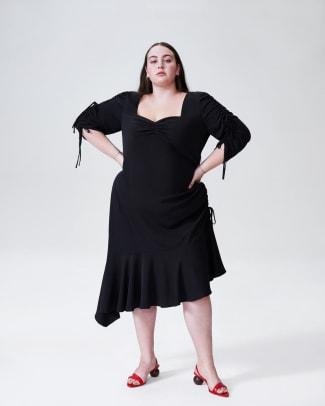 rodarte-x-universal-standard-dress-black