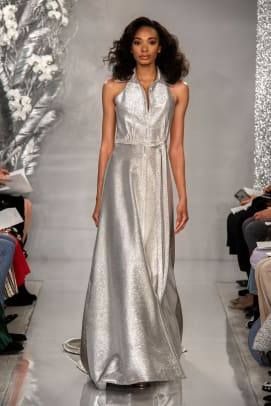 Theia-bridal-2020-platinum-metallic-wedding-dress-Iman