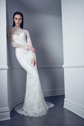 romona-keveza-collection-bridal-spring-2020-lace-sleeve-wedding-dress