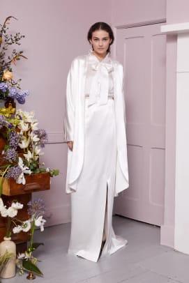 halfpenny-london-Parry Blouse-Orka Jacket-wedding-Skirt-suit