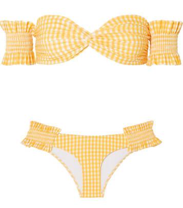 caroline-constas-gingham-bikini