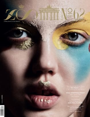 ZOO #62 Lindsey Wixson 2 joanne blades