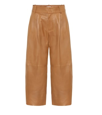 vince leather pant