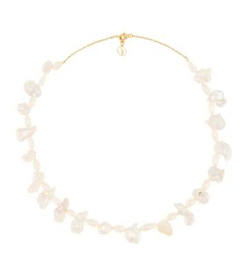 anissa kermiche pearl necklace