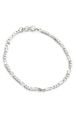 wolf circus anklet